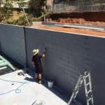 Termite Barrier Masonry Walls