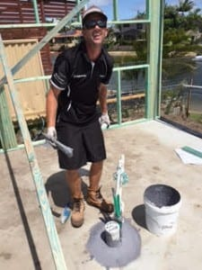 Termseal Termite Barrier Installation Broadbeach Waters