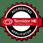 Termidor HE accredited Applicator