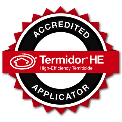 Termidor HE accredited Applicator