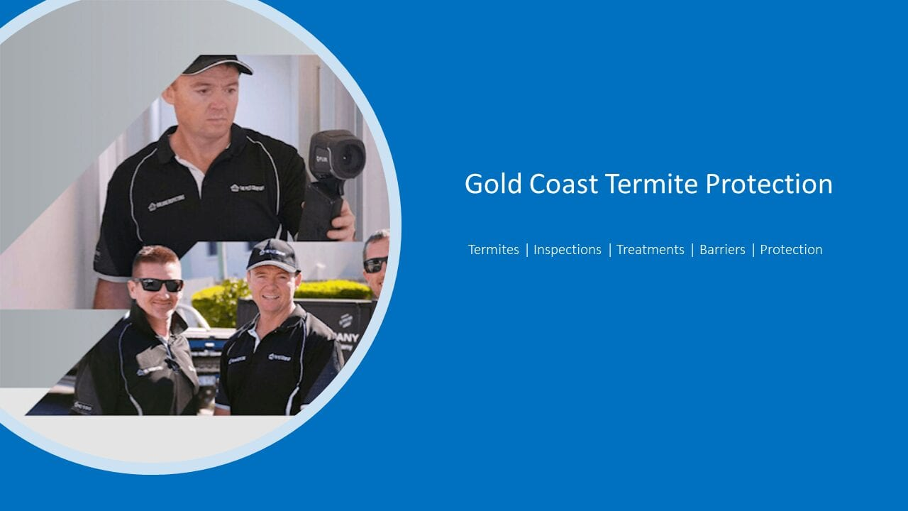Gold Coast Termite Protection Home